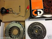 CONTINENTAL ROVER 75 DIESEL CLUTCH KIT MG ZT 2.0 3 PIECE WITH SLAVE CYLINDER