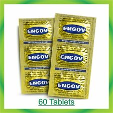 Engov - 60 Tablets - The Brazilian Hangover Cure That Actually Works