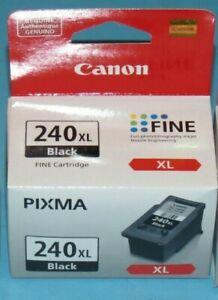 w9 Canon Pg-240Xl Ink Cartridge - Black