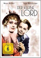Der kleine Lord (Mickey Rooney, Freddie Batholomew, 1936) DVD NEU + OVP