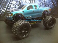 Ford F-150 SVT Custom Paint 4X4 PRO BRUSHLESS 1/10 RC Monster Truck Waterproof