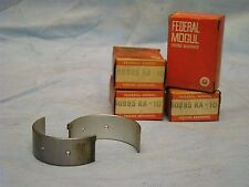 Fiat 124A 128A 1116 1197 1290 1438cc Rod Bearings 010 1966 - 1979 Made in Italy