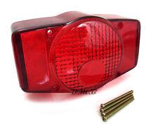 Honda CB100K2 CB175 K6 K7 CB200K0 CB200T Taillight Tail Rear light Lens