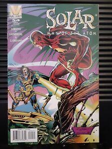 Valiant Comics Solar, Man of the Atom #54 Modern Age December 1995 Dec 95
