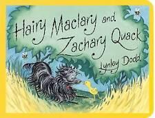 Hairy Maclary and Zachary Quack by Lynley Dodd (Board book, 2004)