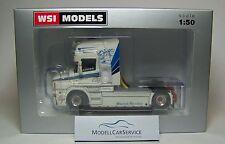 "WSI Models 1/50: 01-2115 Scania T6 Torpedo Topline ""Schindlbeck - Moosinning"""