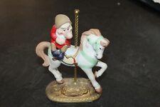 Disney New England Collector's Society Carousel Grouchy Horse Ltd 9500