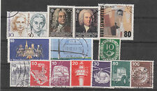 GERMANY GOOD LOT STAMPS USED