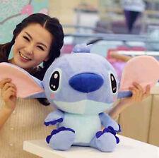 "40cm Disney Stitch ""Experiment 626"" Lilo Stuffed Soft Plush Doll Kid Child Toy"