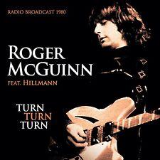 ROGER MCQUINN - TURN TURN TURN/RADIO BROADCAST  CD NEU