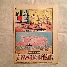IL MALE SETTIMANALE POLITICO DI SATIRA N.20 MAGGIO 1979