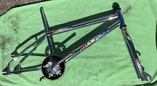 ROBINSON PRO 1993 BMX With GT Crankset ( Auburn Redline Haro Elf Profile Hutch )