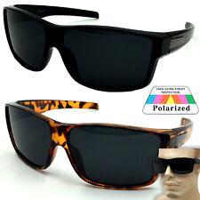 Polarized Sunglasses Men's Large Driving Glasses Outdoor Sports UV400 Eyewear XL