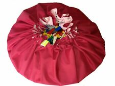 Lego Bag Mat - Lego Storage Bag - 120cm diameter - cotton - Toyzbag brand
