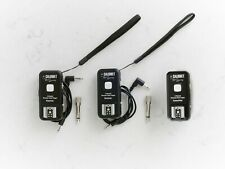 Calumet Pro Series, CF0090 Wireless Flash Trigger Set. Transmitter And Receivers