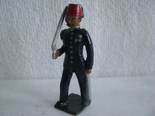 toy soldier- Cyprus Zaptiehs officer- Nostalgia