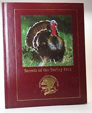 SECRETS OF THE TURKEY PROS Turkey Hunting Hardcover Book NEW Call Blind Decoy