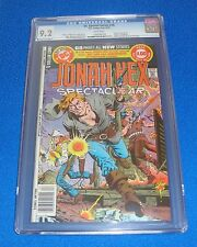 """DC Special Series #16 Jonah Hex Spectacular """"Death"""" of Jonah Hex CGC 9.2 White"""