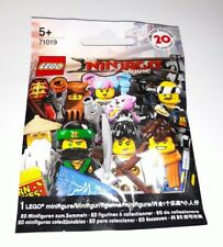 LEGO The Ninjago Movie Limited Edition Minifigure Pack. NEW & SEALED