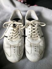 La Coste Athletic Shoes White Size 11 Preowned