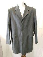 giacca jacket cappotto uomo 80% lana Sisley taglia 54