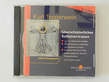 2 CD Kurt Tepperwein Unerschütterliches Selbstvertrauen