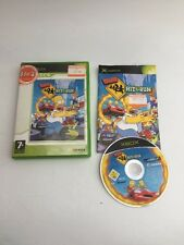 LES SIMPSONS HIT AND RUN POUR MICROSOFT XBOX PAL DU JEU ORIGINAL
