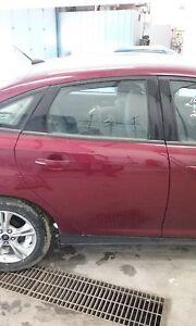2014 ford focus right rear door