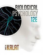 Biological Psychology by James W. Kalat (Hardback, 2014)