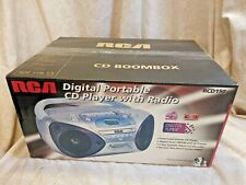 RCA RCD150 CD/Radio/Cassette Boombox Dynamic Bass Booster with Remote New in Box
