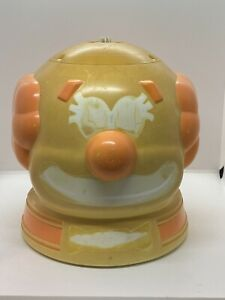 Vintage 1978 Wham-O Fun Fountain Clown Hat Sprinkler-head Only-no Hat