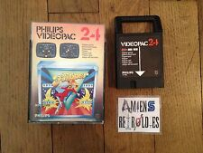 Philips Videopac n°24 Flipper/Billard electrique PAL
