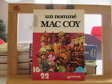 MAC COY EO1981 COLLECTION 16/22 N°99 BE/TBE UN NOMME MAC COY