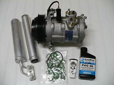 2007-2010 DODGE CHARGER (with 3.5L engines) NEW A/C AC COMPRESSOR KIT