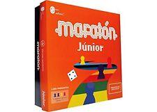 Junior Marathon Board Game Original Edition - Maraton Junior Juego de Mesa Ve...