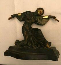 "Seymour Mann Thais Egyptian Dancer B6220246 Willow Brook Collection Figurine 10"""