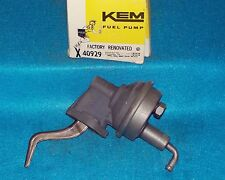"1972 1973 1974 Pontiac Firebird wo/AC 350"" 400"" 455"" Rebuilt Fuel Pump KEM 40929"