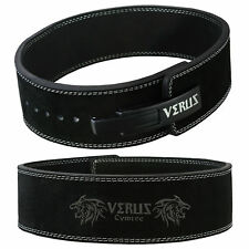 VERUS Weight Lifting Belt Gym Fitness Back Support Powerlifting Strength Lever