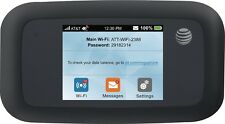 AT&T | Velocity 4G LTE WiFi Hotspot Device Only | Works with Cricket Plans Also