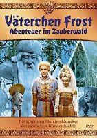 Väterchen Frost - Abenteuer im Zauberwald von Alexander Rou | DVD | Zustand gut