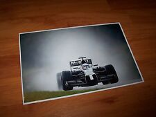 Photo / Photograph McLAREN Mercedes MP4/29  Jenson Button 2014 //