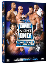 Official TNA Impact Wrestling One Night Only: Tag Team Tournament 2013 Event DVD
