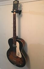 Rare 1960s Truetone Electric Archtop Vintage / Antique Guitar Music Instruments