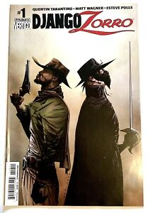 Django Zorro #1 Dynamite Vertigo Comic Book - NM Condition