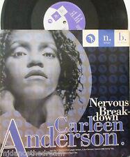 "CARLEEN ANDERSON ~ Nervous Breakdown ~ 12"" Single PS"