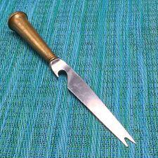 New listing Vtg Barware Bottle Opener Multi Tool Forked Tip Knife Sheffield England