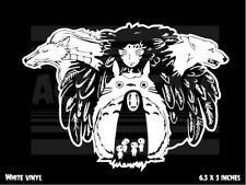 Spirited Away - Howls Moving Castle - Ghibli - Anime - decal sticker
