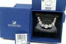 Swarovski Nouba Necklace, Heart Shaped Clear Crystal Authentic MIB 1082753