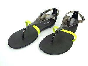DIESEL Chandise GumGum Damen Zehentrenner Sandalen Woman Sandalette Schuhe NEU