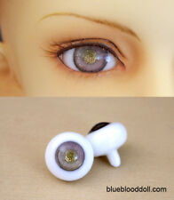 14mm bjd glass doll eyes lavender gold colors dollfie iplehouse luts #CH-05